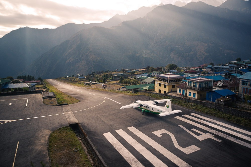 Kathmandu Lukla first flight ticket booking
